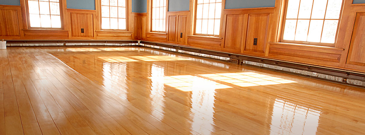 Polywhey Floor Finish Interior