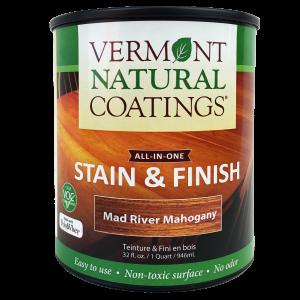 Vermont Natural Coatings Safe Beautiful Wood Finish