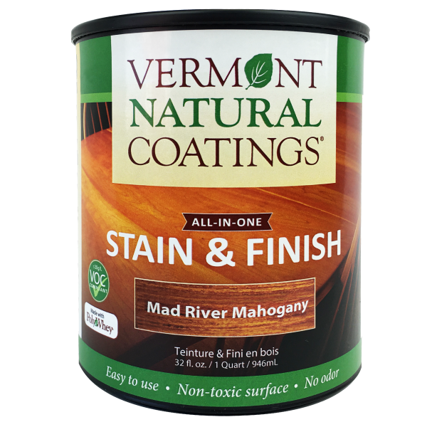 All-in-One Stain & Finish